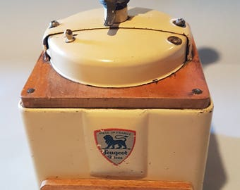 1930 French Peugot Coffee Grinder
