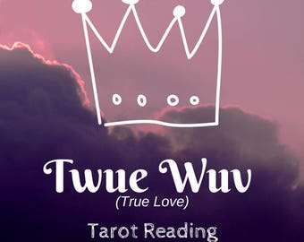 The Princess Bride Twue Wuv (True Love) Tarot Reading