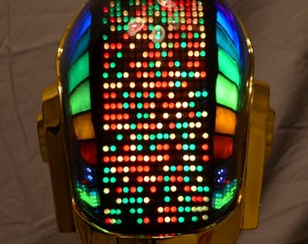 Guy Man Red-Green LED kit - All parts included! - Daft Punk