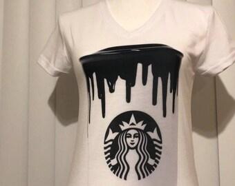 Coffee lovers tee