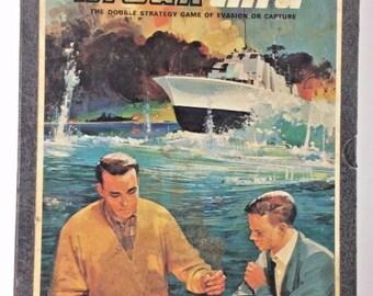 Vintage 1965 3M Breakthru Board Bookshelf  Double Strategy Game  A3M Game