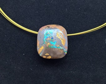 Noble Australia Opal pendant