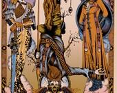 The Hanged Man, a Caitlin...
