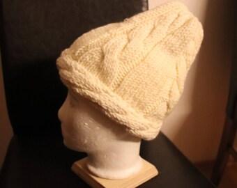 Knitting cap