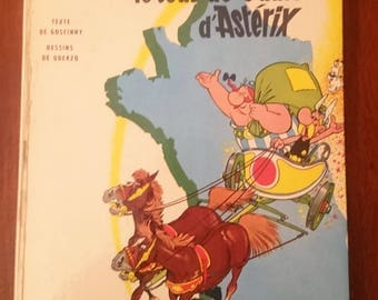Asterix comic - the Tower of Gaul of Asterix