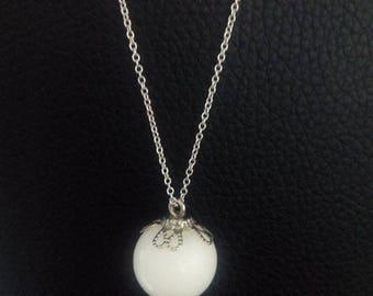 Breastmilk Pearl Necklace