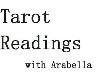 Guidance Tarot Card Reading with Arabella