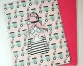 Chic Girly Planner Cover