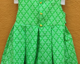 Beautifully handmade Dress for a little girls.  Free Shipping allover the World