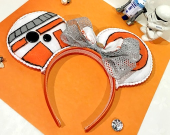 Star Wars BB-8 Mickey Ears