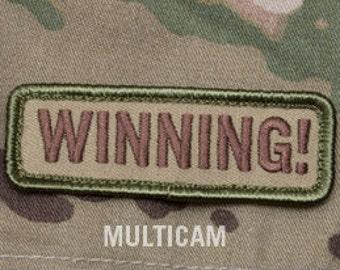 WINNING! patch