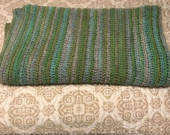 Full Sized Crochet Afghan
