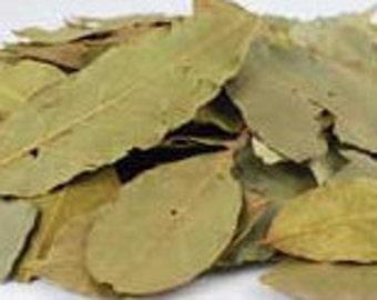 Bay Leaves, whole 2oz (Laurus nobilis)