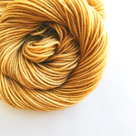 HONEYCOMB hand dyed yarn