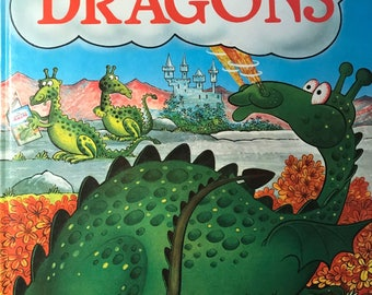 The Ladybird Book of Dragons 1982
