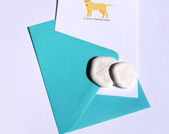 Yellow Lab Notecards by Taylor Made designs