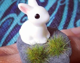 Rock Bunny Ring