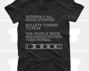 Film v. Bullet - Women's Shirt
