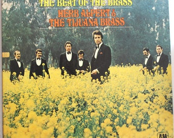 1960s Herb Alpert & the Tijuana Brass LPs Vinyl Record Albums Jazz Pop Trumpet Lonely Bull, Whipped Cream, Going Places, South of the Border