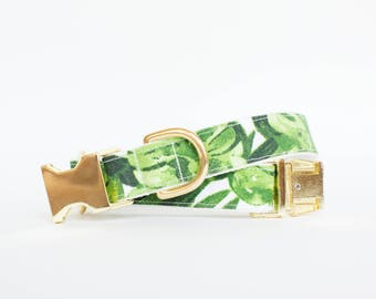 Tropical Summer Dog Collar