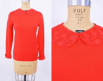 """1970s mod top 