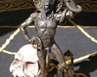 Cernunnos~The Wild God~Sacred Space or Altar Decor