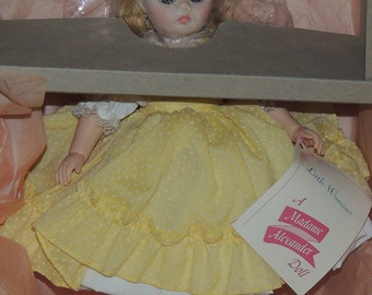 Madame Alexander Little Women AMY in Original Box 12 inch doll
