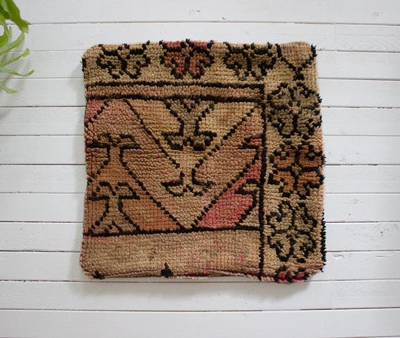 Moroccan Boujaad Pillow No 7