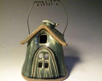 Tealight Hobbit House Luminary