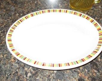 Vintage Shenango Oval Restaurant Dinner Plate