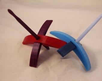 Midi Turkish Spindle 3D Printed
