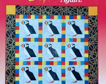 Margaret Rolfe | GO WILD with Quilts AGAIN! | That Patchwork Place | Birds | Animals | Softcover Educational Instructional Book