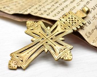 Coptic Cross, Ethiopian Pendant,  christian crosses