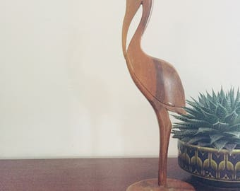 Mid Century Stalk Sculpture