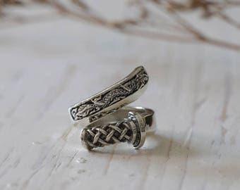 Samurai Ring Etsy