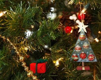 Christmas Ornament Clip Art, Christmas Digital Photo, Christmas Card Photo, Clip Art Stock Images, Holiday Digital Download, Digital Images