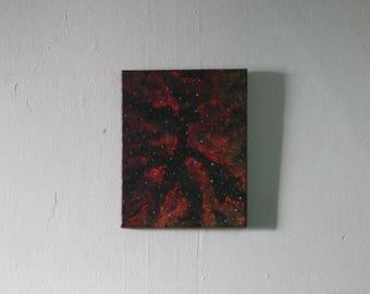 NLK-1610 Cosmic Painting Original Artwork