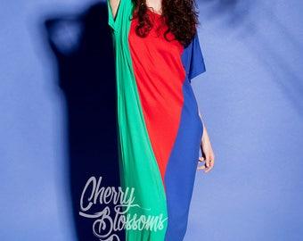 Caftan/ Maxi dress Summer / Maxi dress/ Casual dress/ Long maxi dress/ Kaftan/ Plus size dress/ Plus size clothing/ Beach dress/ Day dress