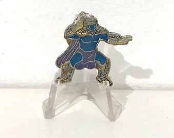 True Vintage Enamel Pin Teenage Mutant Ninja Turtles SHREDDER
