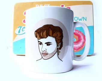 George Michael Mug Music Gift For Fan
