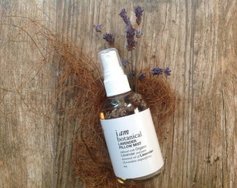 All Natural Lavender Room or Pillow Spray