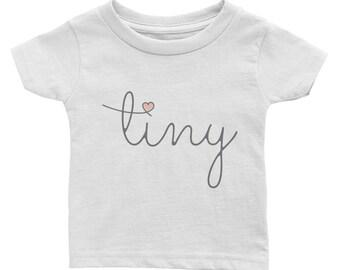 Tiny Heart Toddler Tee