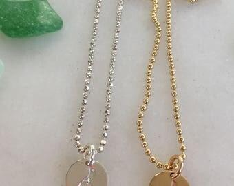 Block Island Charm Necklace