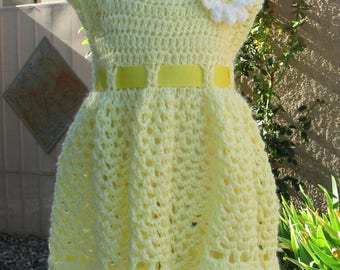 Daisy Bug Yellow  SPECIAL PRICE UNTIL Sept. 20TH.
