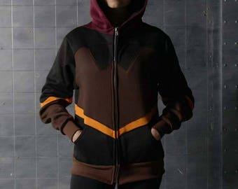Witch Mercy Halloween Skin Overwatch Cosplay Costume Hoodie Jacket