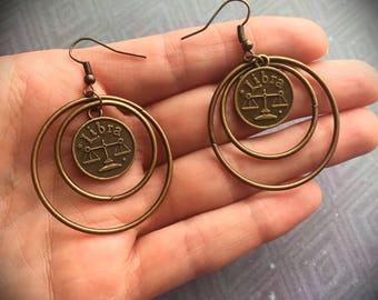 Zodiac Earrings