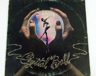 Styx Crystal Ball 1976 Vinyl LP Record Album SP-4604