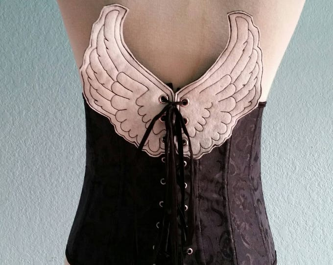 Amazing Corset Wings Accessories