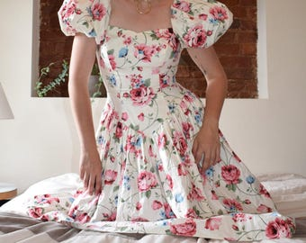 Rose Garden Princess Gown