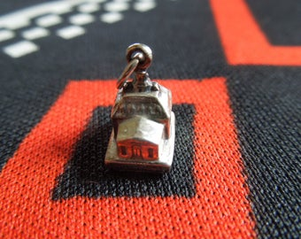 Governor's Palace Colonial Williamsburg Virginia Charm Sterling Silver Charm for Bracelet from Charmhuntress 04979